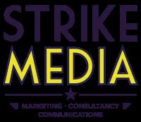 Strike Media logo